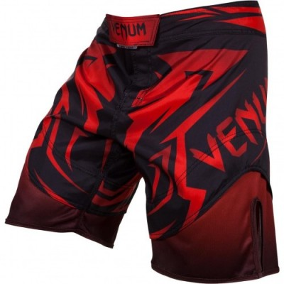 Шорты Venum Shadow Hunter Fight Short - Black/Red