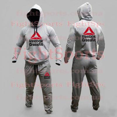 Спортивный костюм REEBOK CROSSFIT GRAY - Интернет-магазин - Магазин ... 673c1926824d7